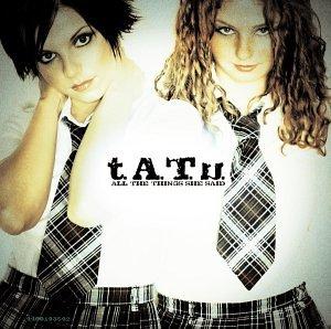 دانلود موزیک All The Things She Said از گروه T.A.T.U